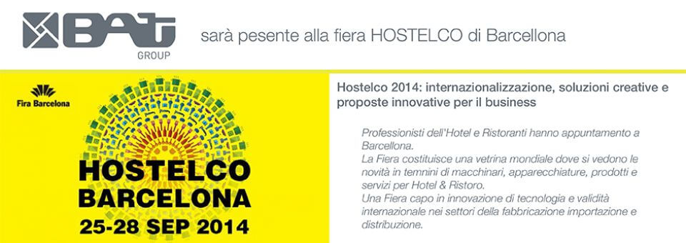 BAT group a HOSTELCO Barcellona